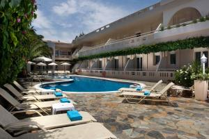 Axos, Hotely  Platanes - big - 1