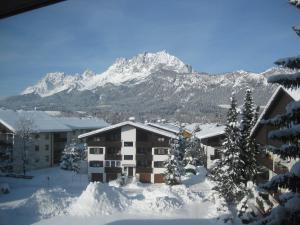 Apartment A'Horn - St Johann in Tirol