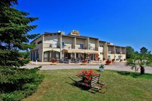 Hotel Restaurant Le Tropicana