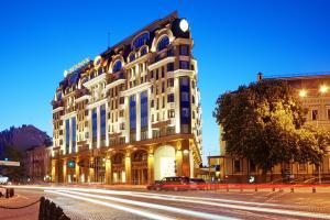 Отель ИнтерКонтиненталь, Киев