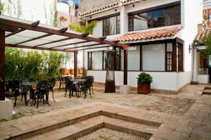 Богота - Hotel Casona Usaquen