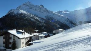 Haus Aristella, Apartments  Saas-Fee - big - 85