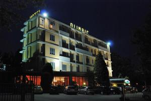 Nearby hotel : Hotel Olimpic