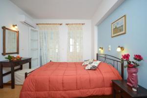 Galazia Studios, Apartmánové hotely  Naxos Chora - big - 4