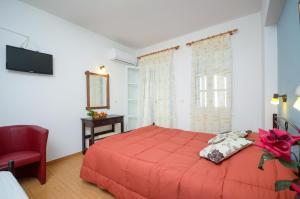 Galazia Studios, Apartmánové hotely  Naxos Chora - big - 18