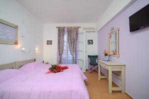 Galazia Studios, Apartmánové hotely  Naxos Chora - big - 23