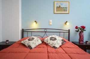 Galazia Studios, Apartmánové hotely  Naxos Chora - big - 17