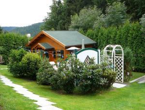 Ferienblockhaus- Laura