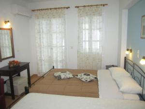 Galazia Studios, Apartmánové hotely  Naxos Chora - big - 25