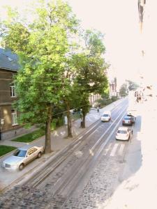 Apartment in Lviv city centre