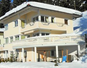 Appartement Ramona, Appartamenti  Hainzenberg - big - 1
