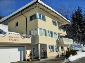Appartement Ramona, Appartamenti  Hainzenberg - big - 16