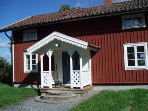 Chata Stuga Linnebråten Värnamo Švédsko