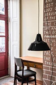 The Poets Inn, Penzióny  Porto - big - 46