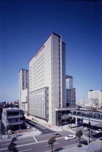 Такаока - Takaoka Manten Hotel Ekimae