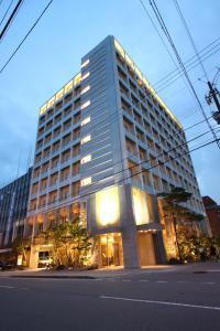 Асахи - Uozu Manten Hotel Ekimae