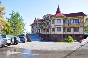 Отель Alpen Ville, Алматы
