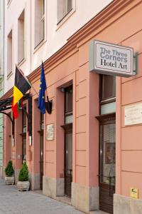The Three Corners Hotel Art Superior(Budapest)
