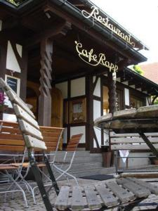 Hotel Restaurant Café Rapp