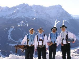 Bavaria Biohotel, Hotels  Garmisch-Partenkirchen - big - 19
