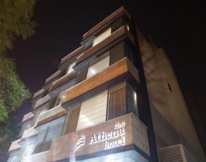 Hotel Athena, Отели  Нью-Дели - big - 17