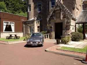 Best Western Cartland Bridge Hotel, Hotels  Lanark - big - 26