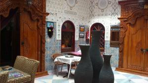 Ryad Bab Berdaine, Riads  Meknès - big - 117