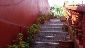 Ryad Bab Berdaine, Riads  Meknès - big - 96
