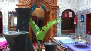 Ryad Bab Berdaine, Riads  Meknès - big - 106