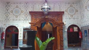 Ryad Bab Berdaine, Riads  Meknès - big - 97