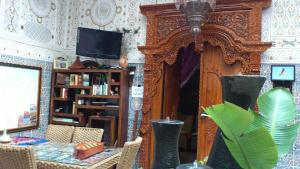 Ryad Bab Berdaine, Riads  Meknès - big - 105