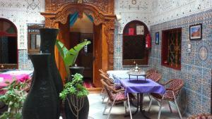 Ryad Bab Berdaine, Riads  Meknès - big - 137