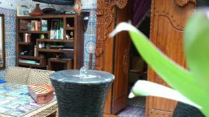 Ryad Bab Berdaine, Riads  Meknès - big - 139
