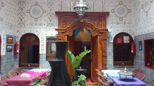 里亚德巴布伯纳丁酒店 (Ryad Bab Berdaine)