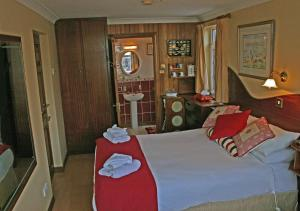 Periwinkle Bed & Breakfast, Bed & Breakfast  Galway - big - 5