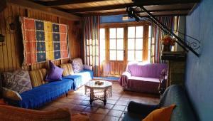 Cabañas Jimera de Líbar, Venkovské domy  Jimera de Líbar - big - 28