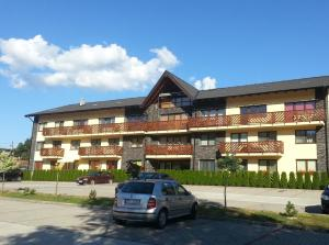 Apartmány Velká Raca
