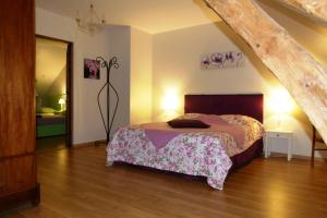 Ferme de Marpalu, Bed and Breakfasts  La Ferté-Saint-Cyr - big - 3