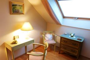 Ferme de Marpalu, Bed and Breakfasts  La Ferté-Saint-Cyr - big - 8
