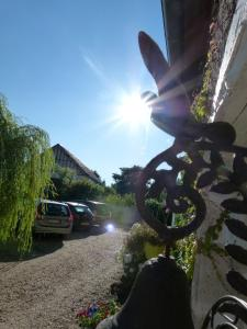 Ferme de Marpalu, Bed and Breakfasts  La Ferté-Saint-Cyr - big - 32