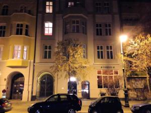 Берлин - Pension I