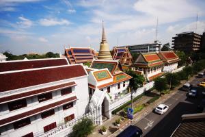 Feung Nakorn Balcony Rooms and Cafe, Отели  Бангкок - big - 76