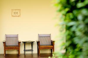 Feung Nakorn Balcony Rooms and Cafe, Hotely  Bangkok - big - 27