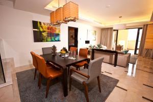 Familie-appartement met 2 Slaapkamers en Uitzicht op de Stad