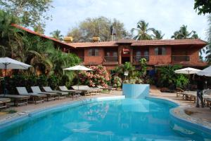 Sea Breeze Resort Candolim, Hotels  Candolim - big - 10