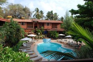 Sea Breeze Resort Candolim, Hotel  Candolim - big - 8