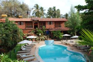 Sea Breeze Resort Candolim, Hotel  Candolim - big - 7