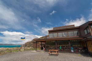 Lodge Paine Grande