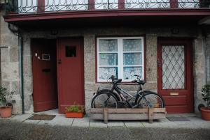 Guesthouse Casa das Janelas Tortas Guimarães