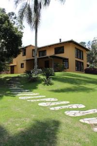 Pousada Solar dos Vieiras, Гостевые дома  Juiz de Fora - big - 48
